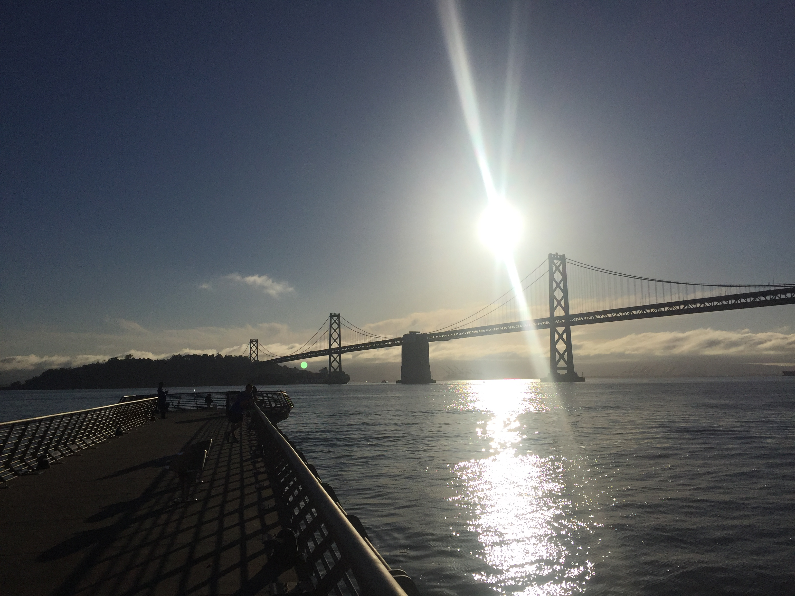 The Well-Intended at San Francisco's Bay Bridge